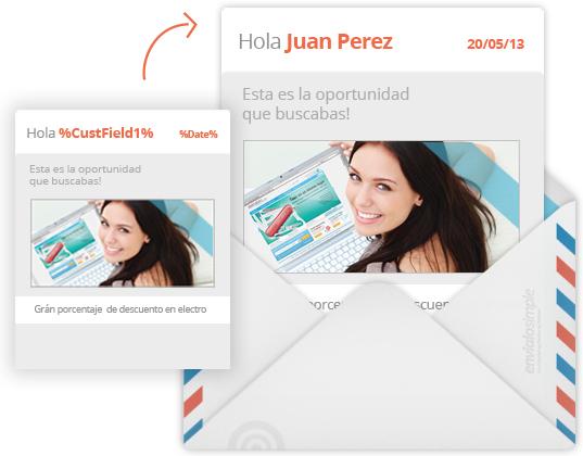 Publicidad con Mailing Google Mail